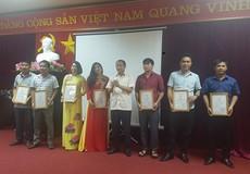 Báo Pháp luật Việt Nam đạt giải B, Giải báo chí tỉnh Bắc Kạn 2018