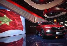 VinFast giới thiệu 2 mẫu xe đầu tiên gây choáng ngợp cho khách mời dự Paris Motor Show