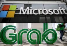 Microsoft rót vốn vào công ty cung cấp dịch vụ gọi xe Grab