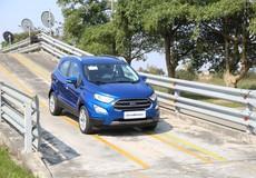 Sản phẩm mới ghi điểm, doanh số bán xe của Ford Việt Nam tăng 12% trong tháng 10