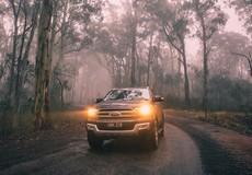 Ford Everest, chiếc xe lý tưởng cho các chuyến Off-road của phượt thủ