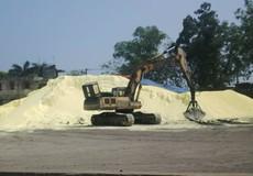 Phú Thọ: Buông lỏng quản lý lưu huỳnh gây ô nhiễm môi trường