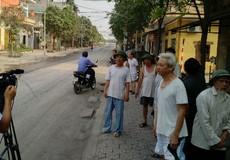 Phú Thọ: Dự án gia cố thân đê sẽ chấm dứt hợp đồng nếu công ty Bắc Ái tiếp tục chậm tiến độ