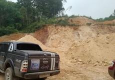"""Thu giữ 200 tấn cao lanh khai """"tặc"""" ở Phú Thọ"""