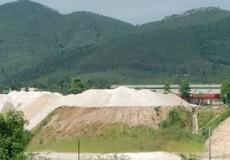 Công ty CP Thanh Nhàn 'xẻ thịt đất vàng', 'bức tử' môi trường Phú Thọ?