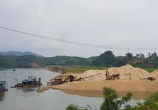 Phú Thọ: Bến bãi không phép, hệ lụy khôn lường mùa mưa bão