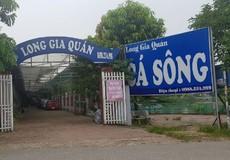 """Ngang nhiên xây dựng nhà hàng không giấy phép trên """"đất vàng"""" ở Phú Thọ"""