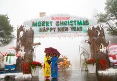 Đón Noel nơi miền tiên cảnh Bà Nà Hills