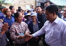 Người dân Đồng Tâm thả 19 cán bộ, chiến sỹ sau buổi đối thoại chân thành với Chủ tịch Chung