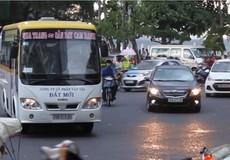 Khánh Hoà: Buông lỏng quản lý, xe buýt đỗ đón trả khách tuỳ tiện