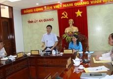 Bộ trưởng Lê Thành Long làm việc tại An Giang:  Công tác tư pháp có nhiều đóng góp nổi bật