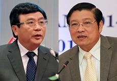 Ông Phan Đình Trạc và ông Nguyễn Xuân Thắng được bầu bổ sung vào Ban Bí thư