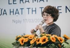 Tập đoàn TH viết thêm kỳ tích khi lần đầu tiên ra mắt sản phẩm sữa hạt đặc biệt tại Việt Nam