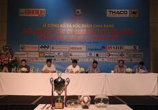 Bốc thăm chia bảng giải bóng đá Press Cup 2018 khu vực Hà Nội