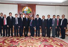 Tiếp tục thắt chặt hợp tác pháp luật Việt - Lào