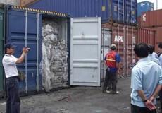 Khởi tố bị can, bắt tạm giam các đối tượng nhập khẩu trái phép phế liệu
