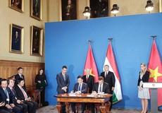 Không ngừng vun đắp quan hệ hợp tác pháp luật Việt Nam - Hungary