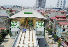 Báo cáo Bộ Chính trị về dự án đường sắt đô thị tại Hà Nội và Tp Hồ Chí Minh