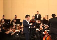 Những phút lặng trong chương trình hòa nhạc Tchaikovsky – Concerto dành cho violin của SSO
