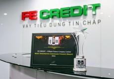 FE CREDIT đạt giải 'Thương hiệu tài chính tiêu dùng đột phá nhất Châu Á năm 2018' do Tạp chí Global Brands đánh giá