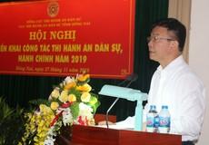 """Bộ trưởng Lê Thành Long:  """"Thi hành án Đồng Nai phải là chỗ dựa của người dân trong bảo vệ, thực thi công lý"""""""