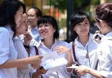 Bộ Giáo dục - Đào tạo công bố phương án thi THPT quốc gia 2019