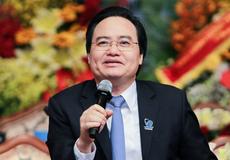 """Bộ trưởng Phùng Xuân Nhạ: """"Sinh viên cần thay đổi, phải nhúng mình vào doanh nghiệp"""""""