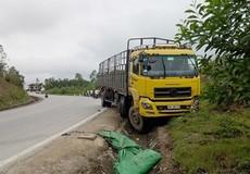Nghệ An: Xe tải mất lái khiến người đàn ông tử vong