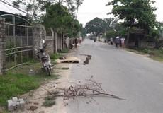Nghệ An: Phát hiện người đàn ông tử vong bên vệ đường