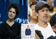 Bạn gái tin đồn của Brad Pitt đính hôn với doanh nhân tỷ phú