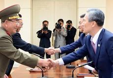 Hàn Quốc - Triều Tiên đạt được thỏa thuận hạ nhiệt xung đột