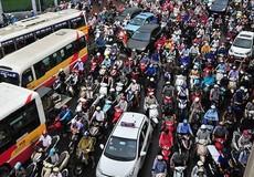 """EuroCham cảnh báo """"cẩn trọng khi cấm xe máy ở các TP lớn"""""""