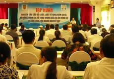 Cục Trợ giúp pháp lý tổ chức tập huấn trợ giúp pháp lý cho người khuyết tật Khu vực miền Trung tại Đà Nẵng