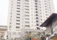 Cần giải quyết dứt điểm vi phạm tại chung cư 96A Định Công
