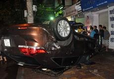 """Khởi tố vụ """"xe điên"""" gây tai nạn liên hoàn giữa Hà Nội"""