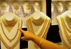 Giá vàng tiếp tục leo thang cao nhất hai tuần