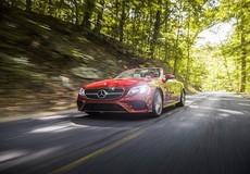 Mercedes E-Class Convertible 2018 chốt giá từ 1,5 tỷ đồng
