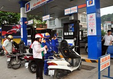 Đồng loạt tăng giá dầu từ 15h hôm nay