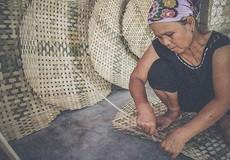 Đại Yên nhọc nhằn gìn giữ truyền thống đan lát lâu đời