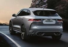 Jaguar F-PACE, hiệu suất thể thao với thiết kế chuẩn mực