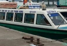 Quảng Ninh: Yêu cầu xem xét trách nhiệm vụ tàu Thành Hưng 2 nhồi nhét khách