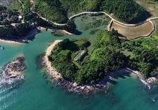 Du khách thận trọng khi đến đảo Cái Chiên dịp này