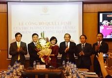 Quyết định mới về phân công công tác Lãnh đạo Bộ Tư pháp