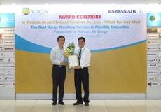 Dịch vụ mặt đất của Vietnam Airline đạt 50/50 điểm