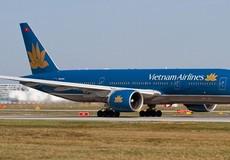 Một chuyến bay của Vietnam Airlines gặp trục trặc kỹ thuật ở sân bay Vinh