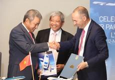 Thêm một thỏa thuận liên danh hợp tác hàng không