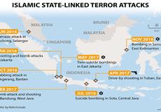 Nạn khủng bố toàn cầu đang ở mức cao nhất mọi thời đại