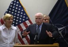 Thượng viện Mỹ hoãn bỏ phiếu về dự luật sức khỏe chờ ông McCain phẫu thuật