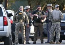 Bị cảnh sát vây bắt, nghi phạm đánh bom hàng loạt ở Mỹ tự sát