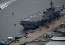 Nhật điều tàu sân bay tới biển Đông 'thách thức' Trung Quốc?